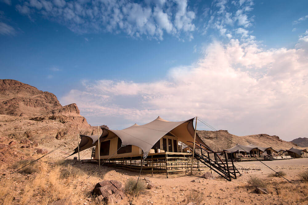 The Best Luxury Eco-Lodges for a Safari in Africa