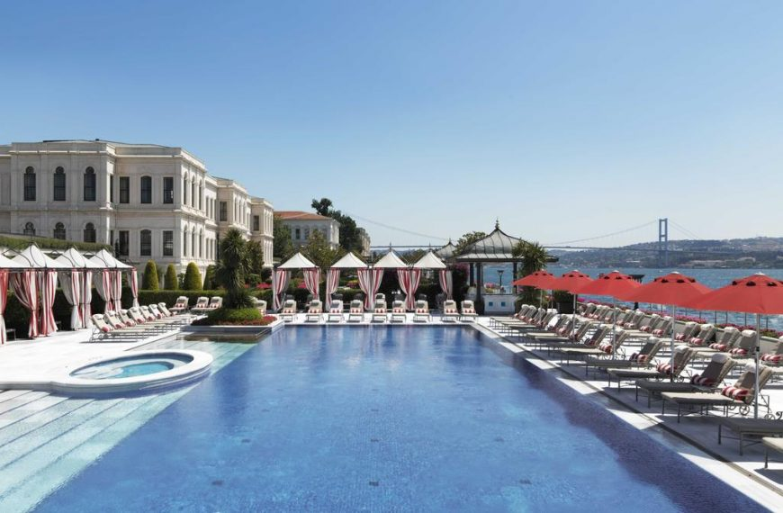 The 10 Most Luxurious Hotels in Istanbul