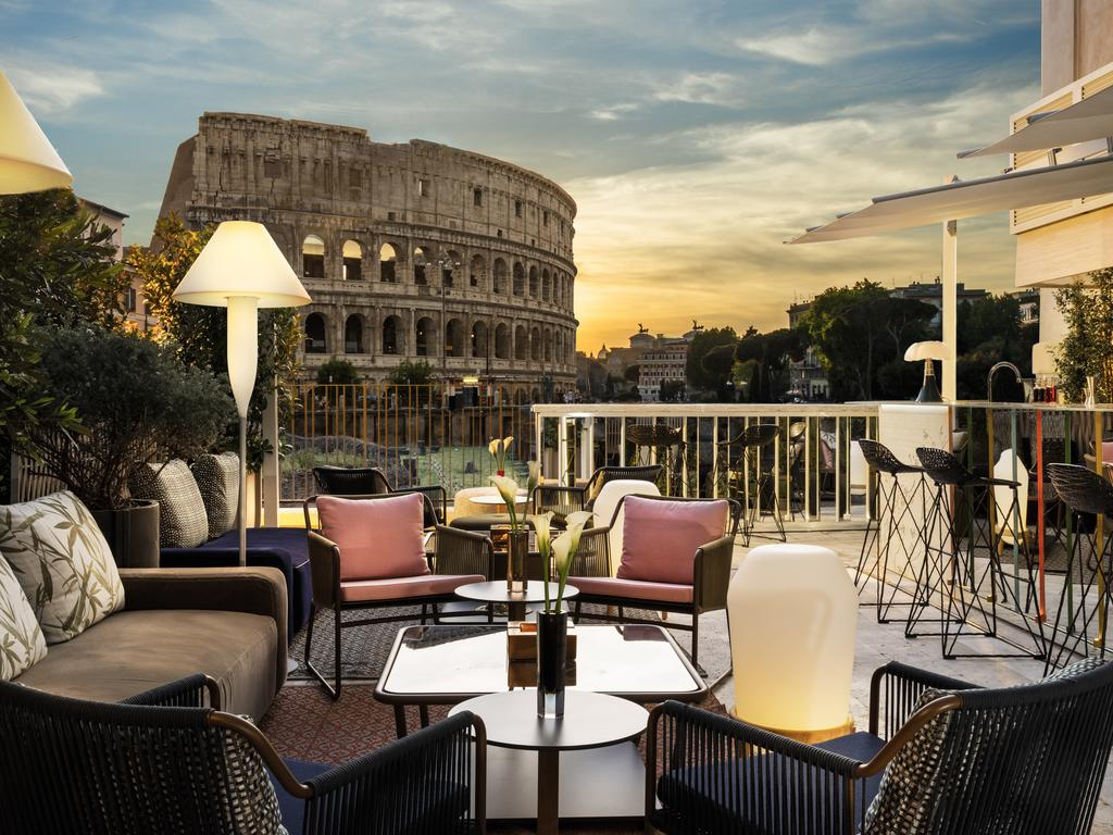 The 10 Most Sustainable Hotels in Rome, Italy