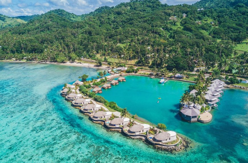 The 5 Sustainable Hotels in the Fiji Islands