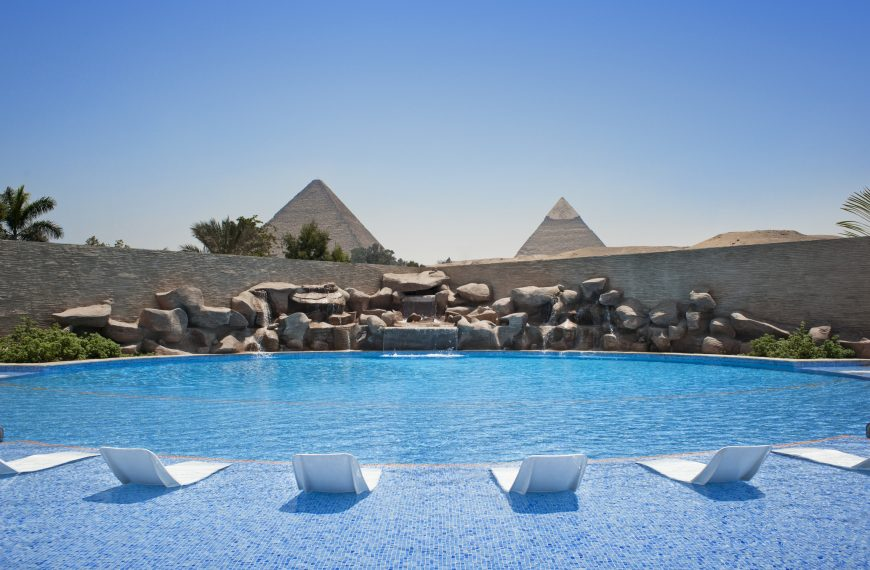 7 Hotels With Views on the Giza Pyramids