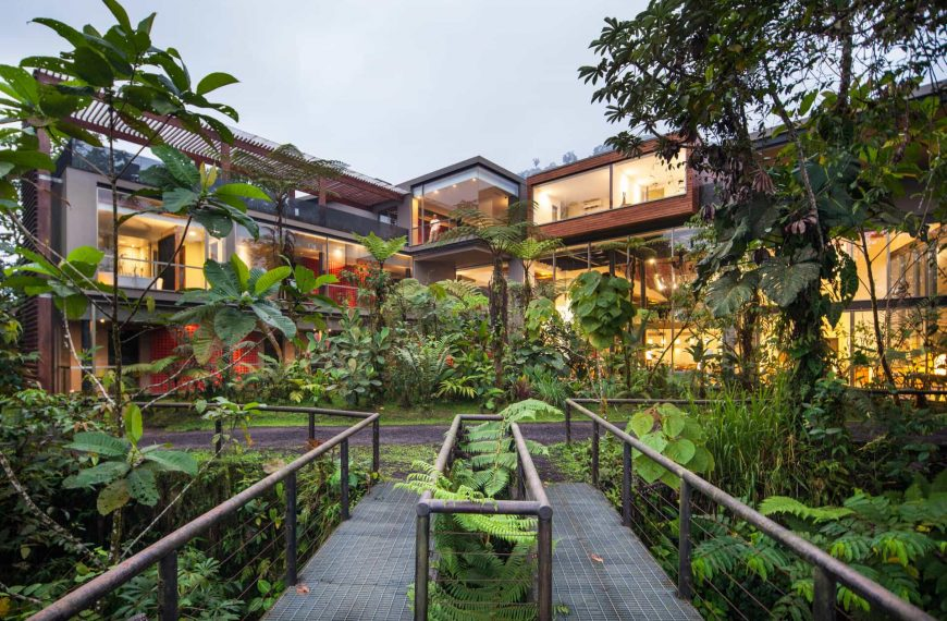 The 10 Most Sustainable Hotels in South America