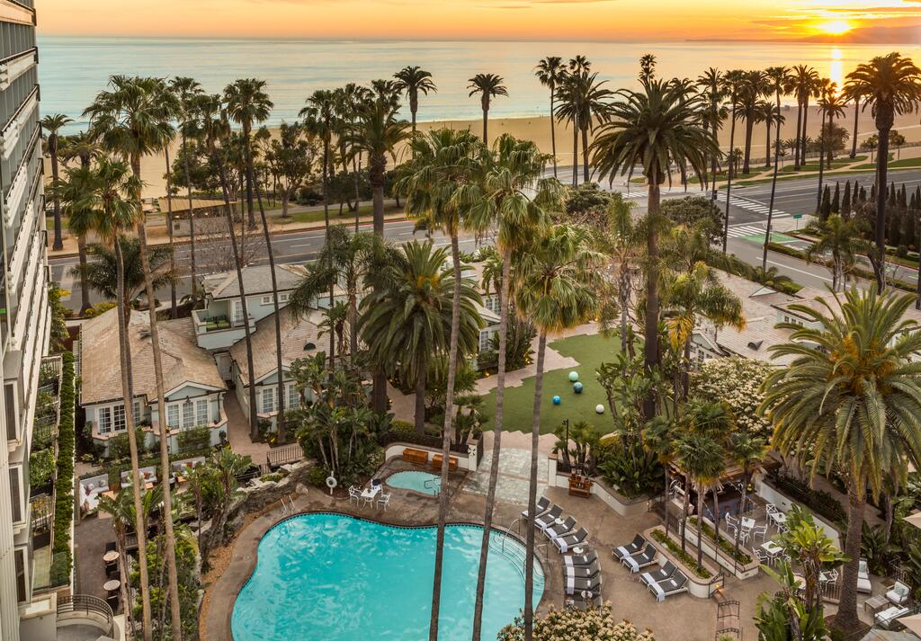 The 10 Most Sustainable Hotels in Los Angeles