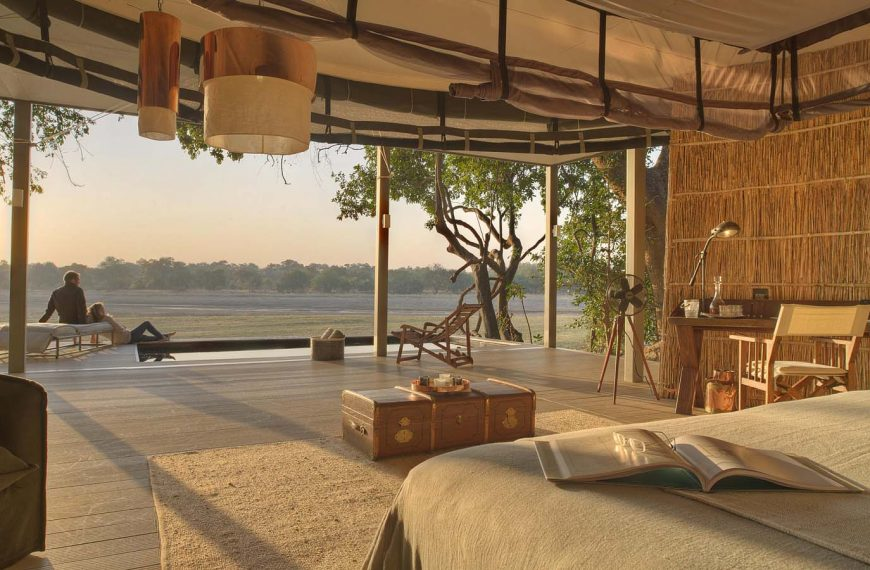 The 10 Most Luxurious Safari Lodges in Africa