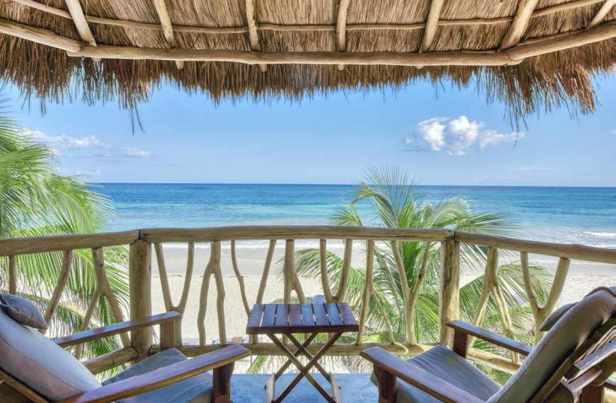 The 12 Most Sustainable Hotels in Tulum, Mexico
