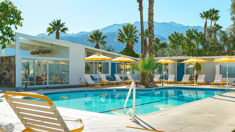 The 10 Best Boutique Hotels in Palm Springs, California