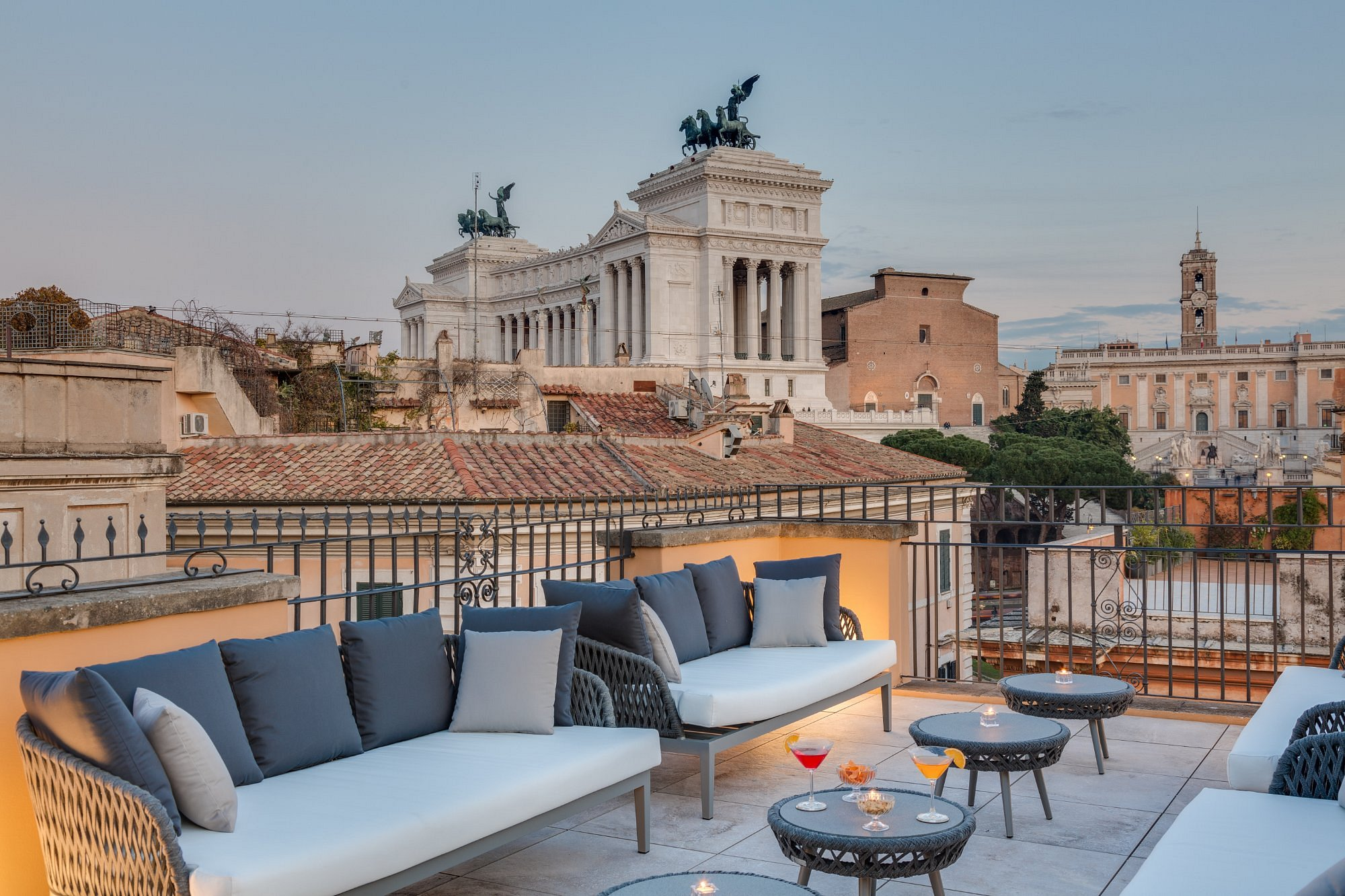 The 16 Best Boutique Hotels in Rome, Italy