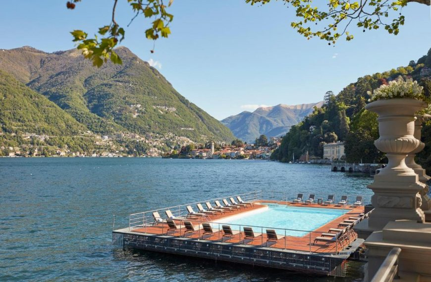 The 10 Best Luxurious Hotels in Lake Como, Italy